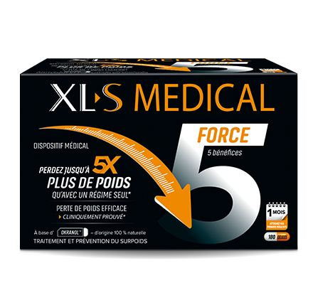 XLS Medical force 5 pack